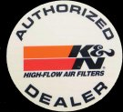 DECAL AUTH. DEALER 5""