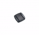 DIAMOND BLACK BRAKE PEDAL PAD