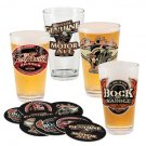 H-D PINT GLASS SET