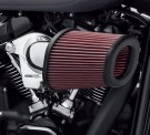 Screamin' Eagle Heavy Breather Extreme Air Cleaner - Chrome