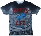 TEE PINNEDLIFE WH XL
