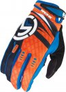 GLOVE 15 M1 BLK/OR/BLU SM