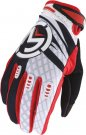 GLOVE 15 M1 BLACK/RED SM