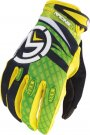 GLOVE 15 M1 GREEN/YELL 2X