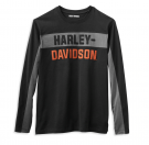 Harley-Davidson Men's Copperblock Block Letter Tee