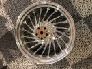 18 x 5.5 PM FORGED MARQEE CHROME RIM