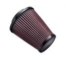 High-Flow K&N Replacement Air Filter Element - Heavy Breather