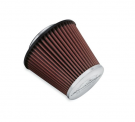 Screamin' Eagle High-Flo K&N Air Filter Element- Heavy Breather- Compact Touring