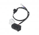 12V Power Outlet - Horn Mount