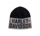 HD DUAL STRIPE KNIT HAT