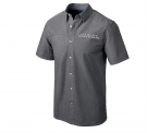 PERFORMANCE VENTED TEXTURED SLIM FIT SHIRT