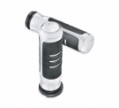 Streamliner Hand Grips - Chrome