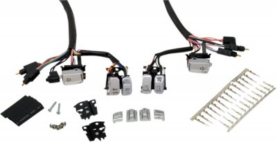 SWITCHES LED R/C 07-13 CH