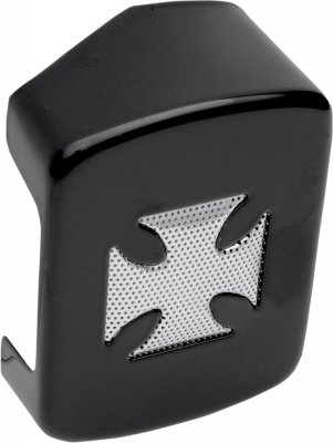 COVER COIL BLK CROSS ST