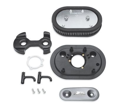 SCREAMIN' EAGLE SPORTSTER STAGE I AIR CLEANER KIT - OVAL