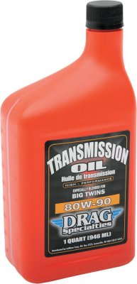 OIL-DRAG TRANS OIL 80W90 CS/12