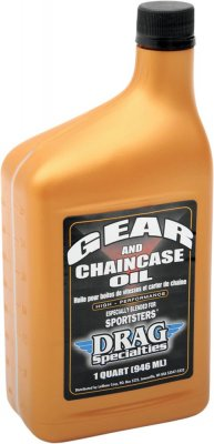 OIL-DRAG CHAIN/GEAR CS/12